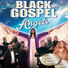 BLACK GOSPEL ANGELS - LIVE 2018/2019 in Tuttlingen, 29.01.2019 - Tickets -