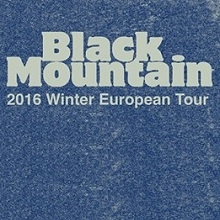 Bild: BLACK MOUNTAIN - Support: The Pack A.D.