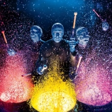 Bild: Blue Man Group