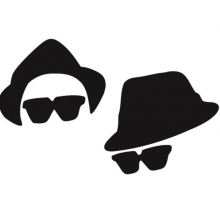 Bild: The Blues Brothers in Prison - Burgfestspiele Alzenau
