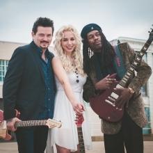 Blues Caravan 2018 - Vanja Sky & Bernard Allison & Mike Zitos in Karlsruhe, 23.01.2018 - Tickets -