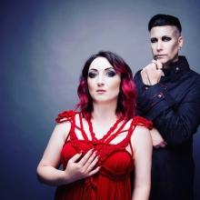 LIVING THE DARKNESS TOUR 2020 - Blutengel + Hocico + Chrom + Amduscia