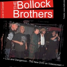 THE BOLLOCK BROTHERS - Support: DIE RADIERER, danach Desperate Society Party