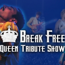 Break free - Queen Tribute