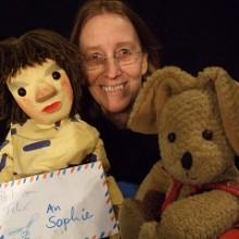 BRIEFE VON FELIX - Figurentheater für Kinder ab 3 Jahren