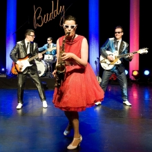 Buddy in Concert - Die Rock´n´Roll-Show