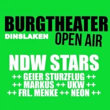 Die grosse NDW Party I Dinslaken in Dinslaken, 20.09.2019 - Tickets -