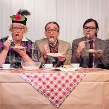 Butterkuchen - man steckt nich drin - Ein Theaterstück des Kabarettisten Kai Magnus Sting