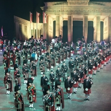 Bild: Berlin Tattoo 2020 - Internationale Militärmusikschau