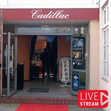 Cadillac Oldenburg - Livestreams