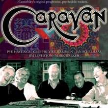 Caravan - Who Do You Think You Are-Tour