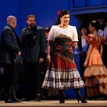 Carmen - Tschechische Oper Prag und Oper Usti Nad Labem