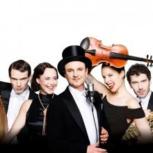 Casanova Society Orchestra - Die goldenen 20-er - musikalische Revué aus Berlin