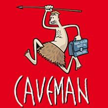 CAVEMAN - Martin Luding