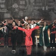Chinesischer Nationalcircus - The Grand Hongkong Hotel 2018 in Eckernförde, 21.02.2018 - Tickets -