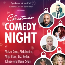Bild: Christmas Comedy Night