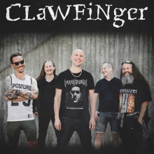 CLAWFINGER - Support: Freezes Deyna