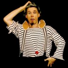Clown Otsch und das Gespenst - Theaterkiste Otsch