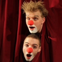 Clowns - Mimenstudio Dresden