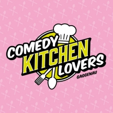 Comedy Kitchen Lovers - Comedy & Dinner