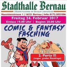 Comic Und Fantasy Fasching Tickets Karten Bei Adticket De
