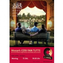 Bild: Cosi fan tutte - Royal Opera House