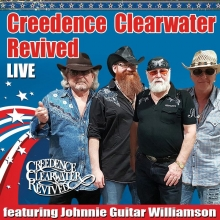 CREEDENCE CLEARWATER REVIVED - feat. Johnny Guitar Williamson