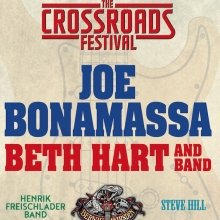 Bild: The Crossroads Festival - Guitar Fest of the Year