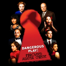 Dangerous Play: Agatha Christie Improvised - Theatre Language Studio