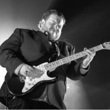Danny Bryant (UK) in Ludwigsburg, 23.11.2017 - Tickets -