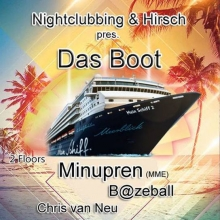 Das Boot - Night Clubbing Events