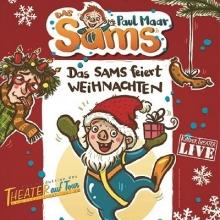 Weihnachten 2019 Musik.Das Sams Feiert Weihnachten Von Paul Maar Mit Viel Musik Von Rainer Bielfeldt Ab 4 Jahren In Beverungen 03 12 2019 Tickets