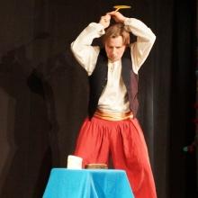 Das tapfere Schneiderlein - Kindertheater