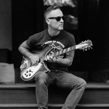 Bild: Dave Hause and the Mermaid | Frank Iero and the Patience - + The Homeless Gospel Choir & Paceshifters