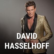 David Hasselhoff 2010 Hamburg Tickets