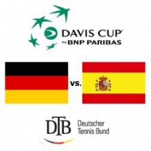 DAVIS CUP - Tennis - Deutschland vs. Spanien