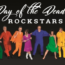 Bild: Day of the dead Rockstars