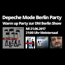 Depeche Mode Berlin Party