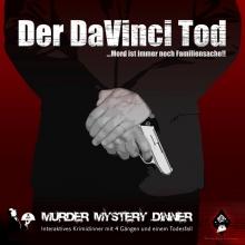 Der Da Vinci Tod - Krimi Murder Mystery Dinner