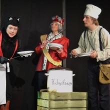 Der gestiefelte Kater - Kindertheater