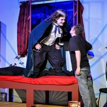 Der kleine Vampir feiert Weihnachten - Theater auf Tour