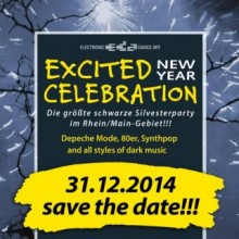 Der Knall 2014/2015 - EXCITED NEW YEAR CELEBRATION