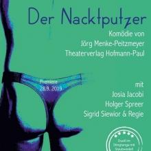 Der Nacktputzer von Jörg Menke-Peitzmeyer