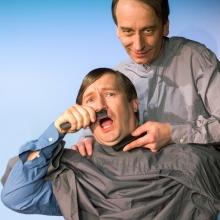 Der Nazi & der Friseur - Vaganten Bühne Berlin