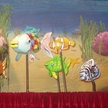 Der Regenbogenfisch - Harzer Puppenbühne