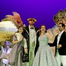 Der Vetter aus Dingsda - Landestheater Detmold