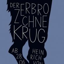 DER ZERBROCHNE KRUG - Ein Scherbengericht von Heinrich von Kleist