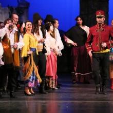 Der Zigeunerbaron - Opera Romana