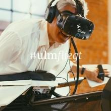 Der Traum vom Fliegen - Virtual Reality zum Abheben!