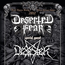 Deserted Fear - Dead Shores Rising Record Release Show